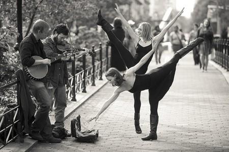 Арт-проект «Танцоры среди нас» Джордана Мэттера (Jordan Matter) — фото 15