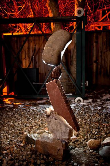 Невозможная грация камней – творчество Майка Граба — фото 25