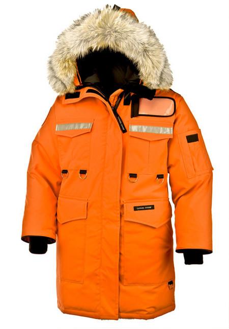 Женская коллекция от Canada Goose зима 2013 – самая теплая мода — фото 19