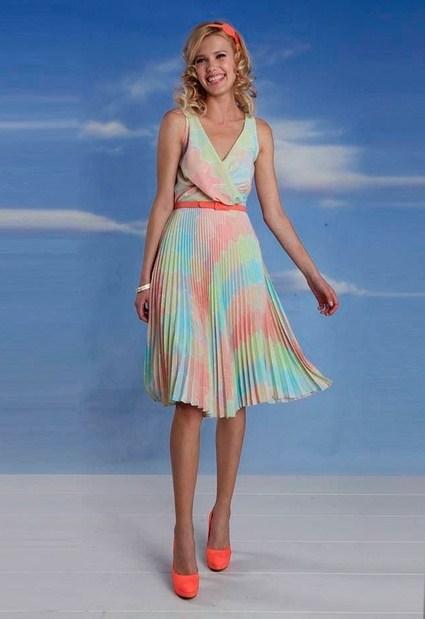 Платья Евы Франко – роскошная нежность и летняя свежесть — фото 22