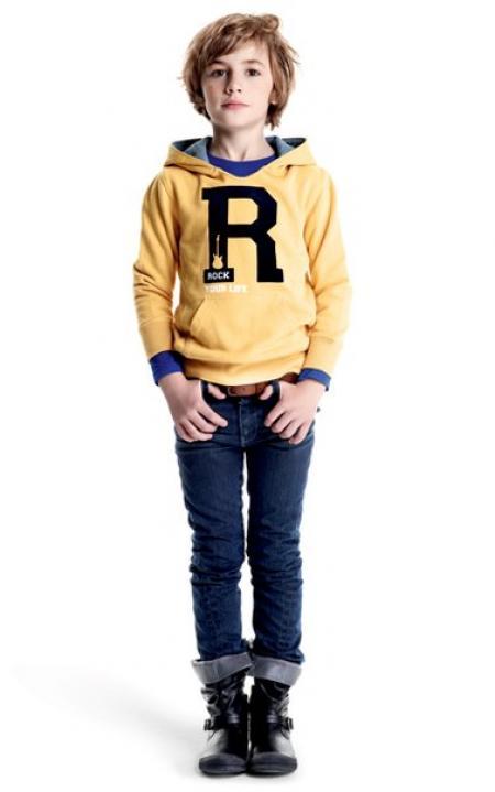 Лучше, чем у взрослых – детская мода от Okaidi — фото 27