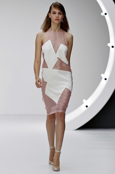 Коллекция Topshop весна-лето 2013 – мода из Британии — фото 33