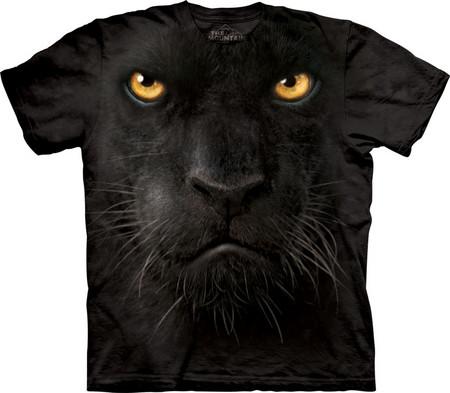 Настоящий звериный принт на футболках The Mountain — фото 3