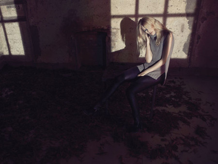 Линия кашемировой одежды от Клаудии Шиффер — фото 22