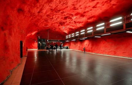 Метро, ради которого стоит приехать в Стокгольм! — фото 16