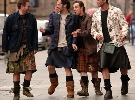 Килты и другие мужские юбки – быть или не быть?)) — фото 15