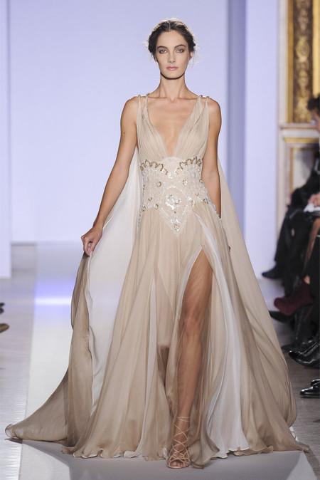 Весенняя коллекция 2013 роскошных платьев Zuhair Murad — фото 11