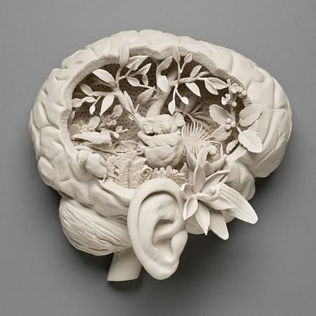Живой фарфор и смерть в скульптурах Кейт МакДауэлл — фото 26