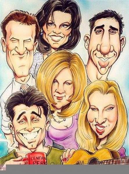 Современные карикатуры на голливудских звезд — фото 26