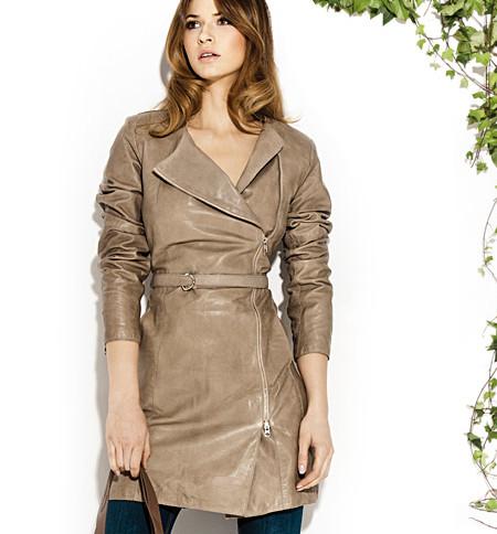 Ochnik – польский «кожаный» бренд. Женская коллекция 2012 — фото 7