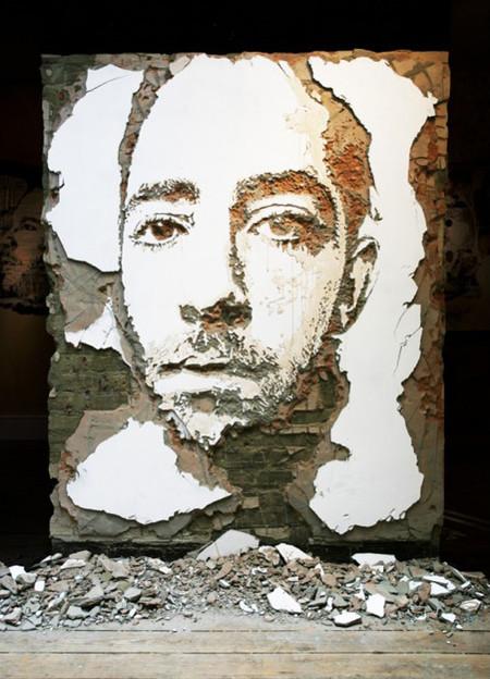 Лица старых зданий – портреты Александра Фарто — фото 9