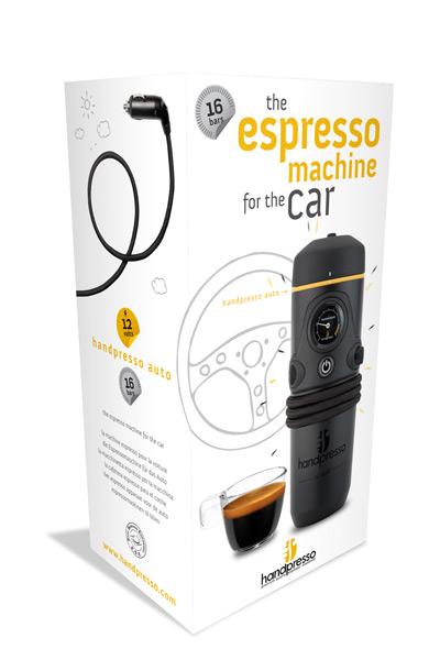 Свежий кофе за рулем – при помощи Нandpresso auto E.S.E — фото 17