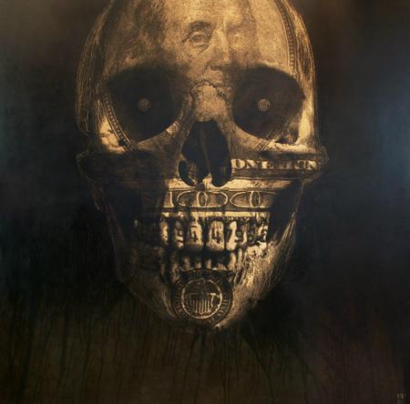 Ножом по коже – рисунки Марка Эванса — фото 6