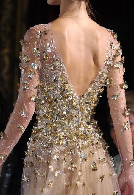 Весенняя коллекция 2013 роскошных платьев Zuhair Murad — фото 42