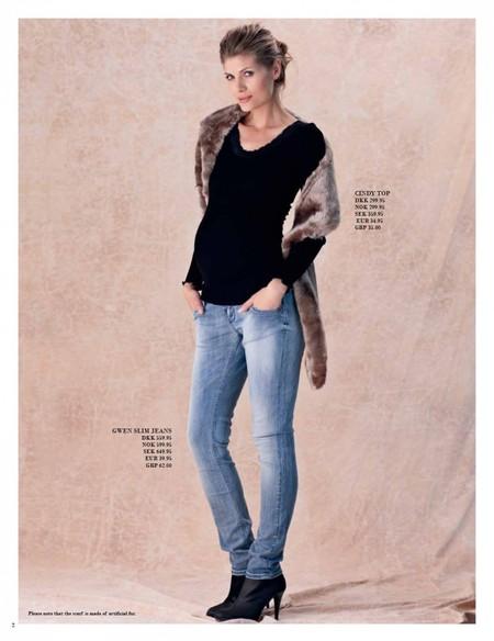 Мода с животиком. Одежда от Мama Licious — фото 7