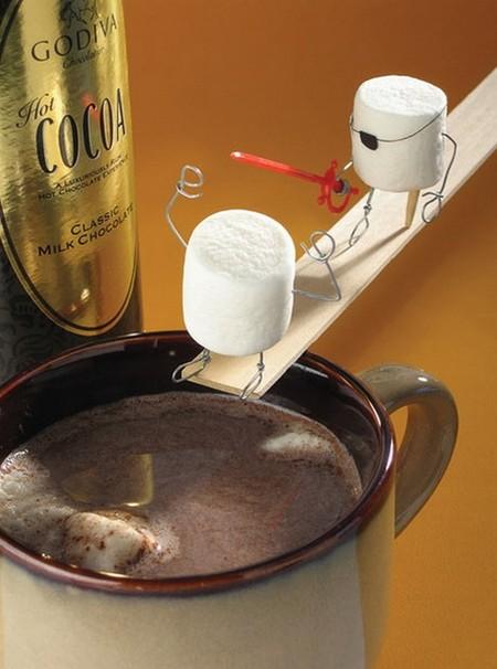 Дилемма сахарка: наткнуться на меч или упасть в горячий шоколад