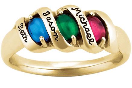 Мамины кольца – хорошие традиции стОит перенимать )) — фото 16