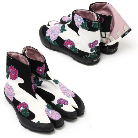 Ниндзя – шуз (ninja shoes) – японцы рекомендуют — фото 7