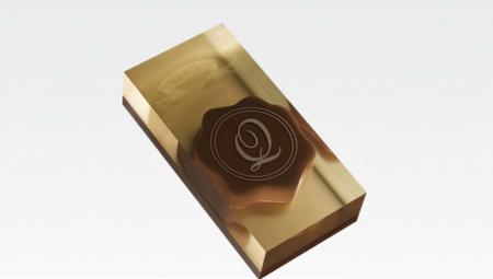 Похоже на коробочку хороших, дорогих конфет