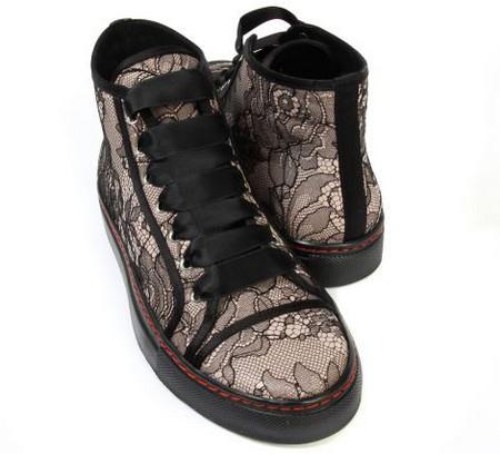 Широкие то ли шнурки, то ли даже ленты