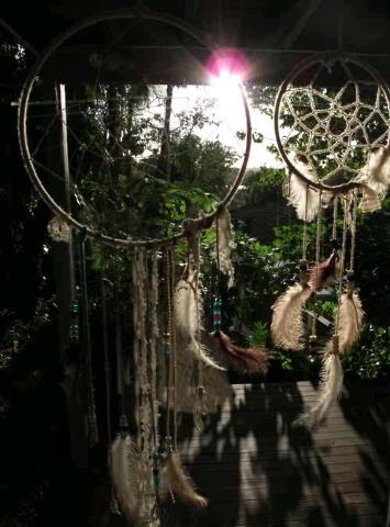 Ловец снов – подарок и оберег от ночных кошмаров — фото 22