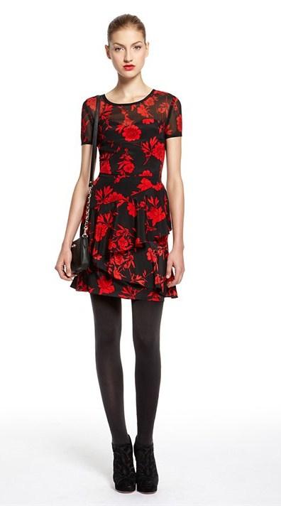 Женская коллекция DKNY зима 2013 – фирменная лаконичность — фото 24