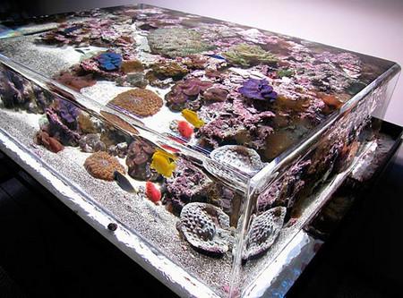 Аквариум – не только домик для рыб. Необычные и разные, маленькие и огромные аквариумы – солисты в интерьере — фото 14