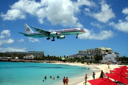 Пляж Махо Бич – отдых и купание под самолетами — фото 13