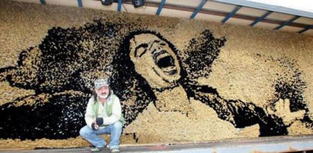 Саимир Страти (Saimir Strati) – уникальный художник – рекордсмен — фото 14
