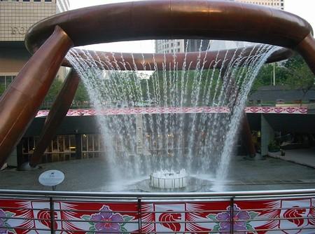 Самые необычные и красивые фонтаны. Но не все ))) — фото 11