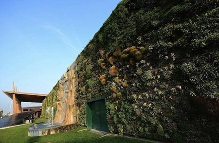 Вертикальный сад – рекордсмен — фото 8