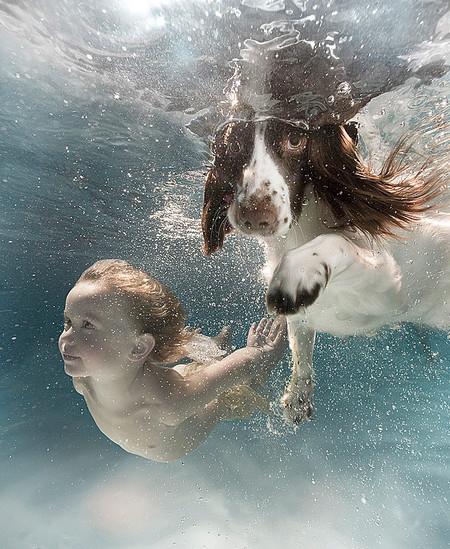 Zena Hollоway – редкий подводный фотограф — фото 1