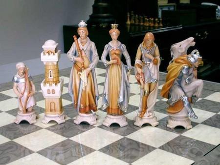 Королевская семья Белых