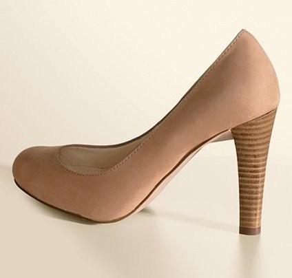 Туфли цвета «нюд» - новая классика! С чем носить, как комбинировать — фото 42