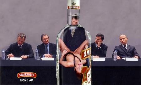 Реклама водки – особый вид маркетингового искусства — фото 75