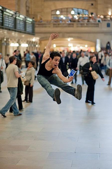 Арт-проект «Танцоры среди нас» Джордана Мэттера (Jordan Matter) — фото 43