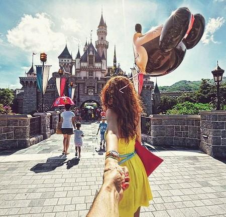 Иди за мной! – фото о любви и путешествиях — фото 21