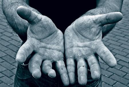 Руки дрессировщика хищников