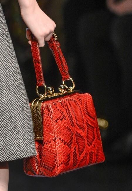 Dolce & Gabbana осень-зима 2013-2014 – когда всего слишком много — фото 91