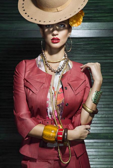 Весенняя коллекция 2013 от M.Reason – модные фантазии российских модельеров — фото 3
