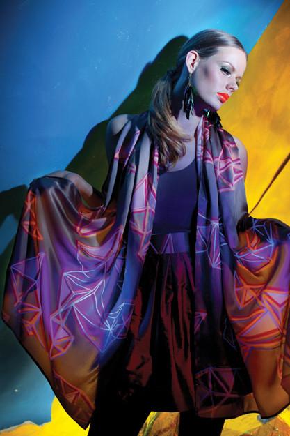 Одежда, меняющая цвет – самая технологичная мода — фото 9