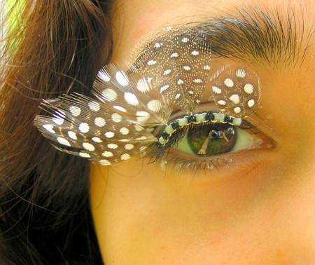 Почему бы не украсить ресницы?)) Идеи Natalie Russo — фото 18