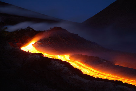 Вулканы – страсть фотографа Martin Rietze — фото 25