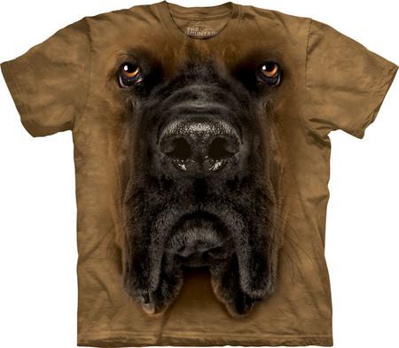 Настоящий звериный принт на футболках The Mountain — фото 8