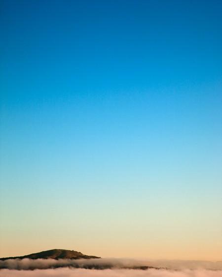 Sea Cliff, Сан-Франциско, США, 6:57 утра