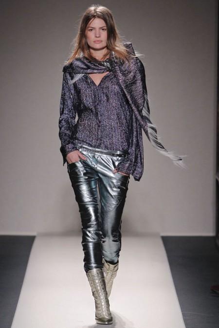Balmain предлагает блестеть – коллекция осень-зима 2011-2012 — фото 10