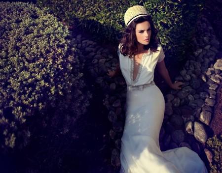 Свадебная коллекция Zahavit Tshuba – если хочется нежное и необычное платье — фото 14