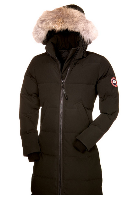 Женская коллекция от Canada Goose зима 2013 – самая теплая мода — фото 15