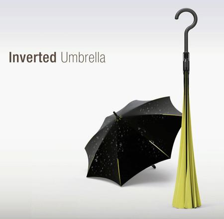 Вывернутый зонт всегда сухой