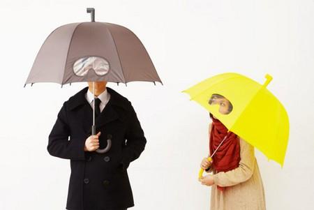 Зонтики для мистера и миссис Смит — фото 1